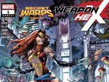 Secret Warps: Weapon Hex Annual Vol 1 1