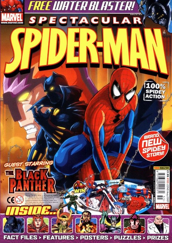 Spectacular Spider-Man (UK) Vol 1 155