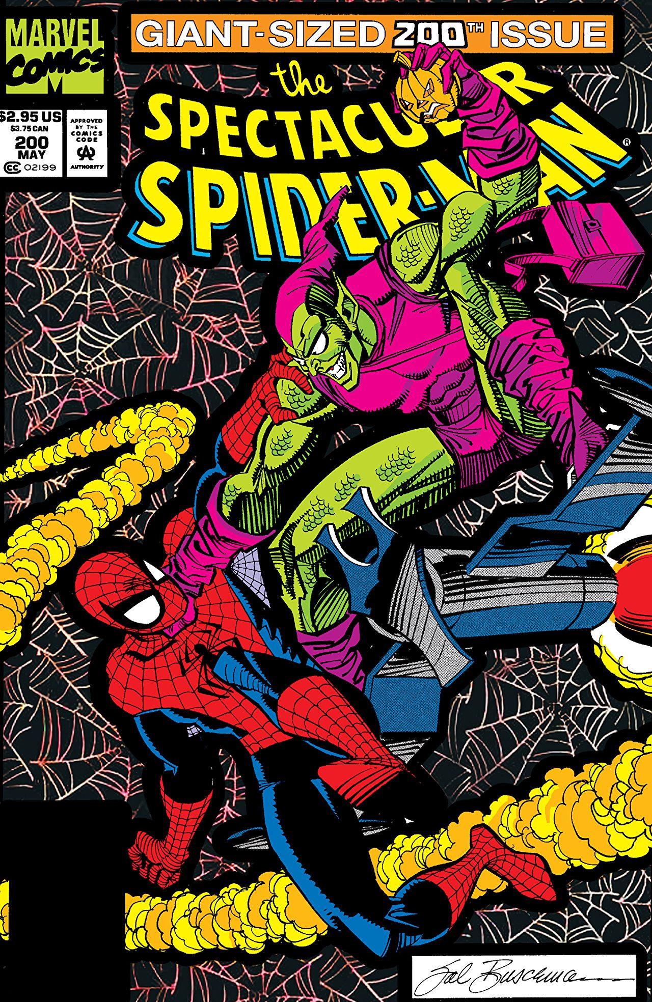 Spectacular Spider-Man Vol 1 200
