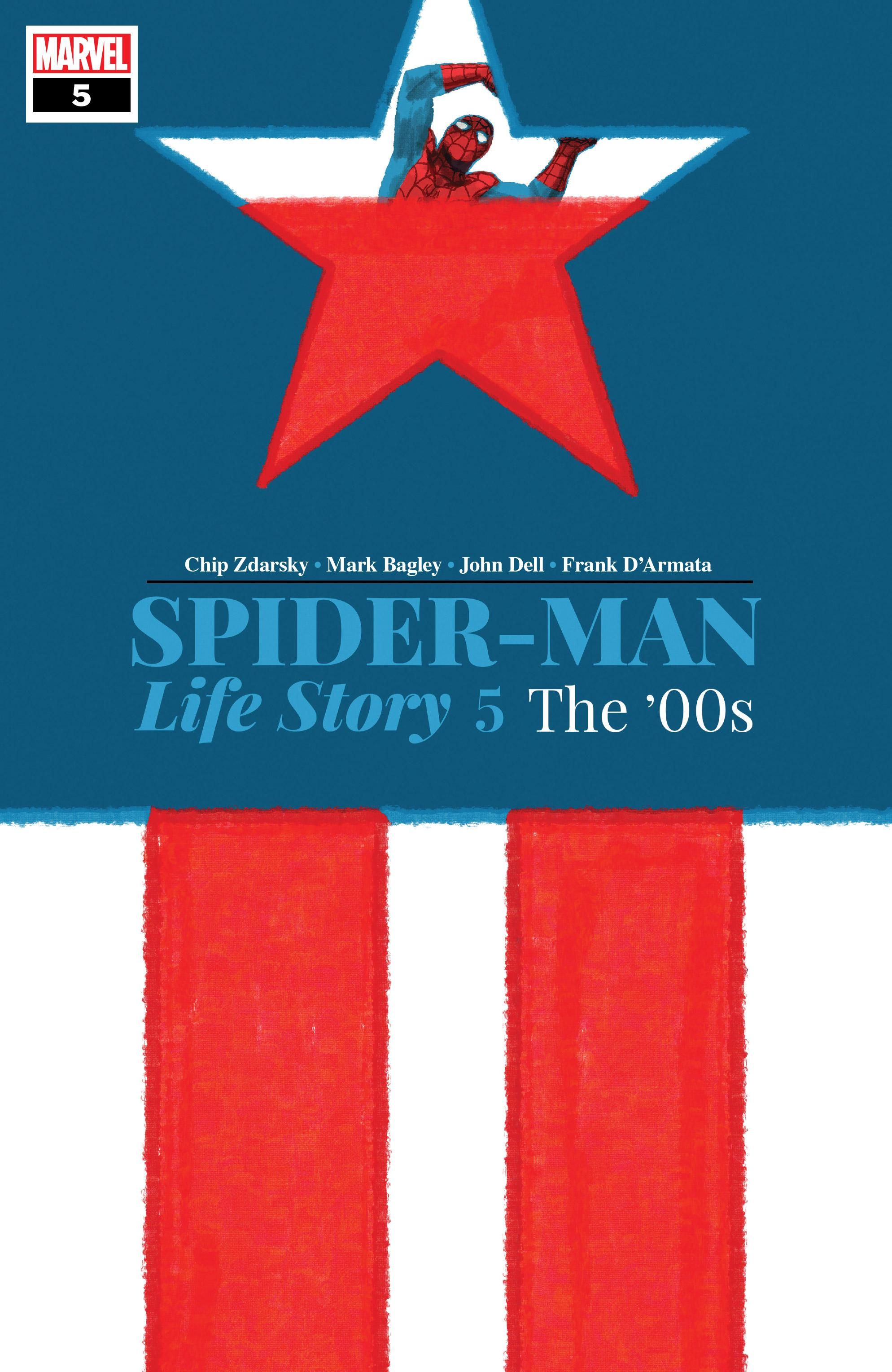 Spider-Man: Life Story Vol 1 5