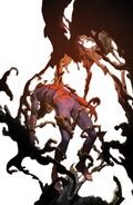 Spider-Man Spider's Shadow Vol 1 1 Black Cape Comics Exclusive Virgin Variant