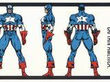 Captain America's Uniform