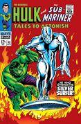 Tales to Astonish Vol 1 93