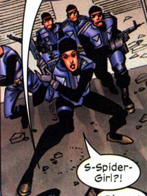 Team Spider (Earth-982)/Gallery