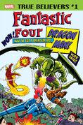 True Believers Fantastic Four - Dragon Man Vol 1 1