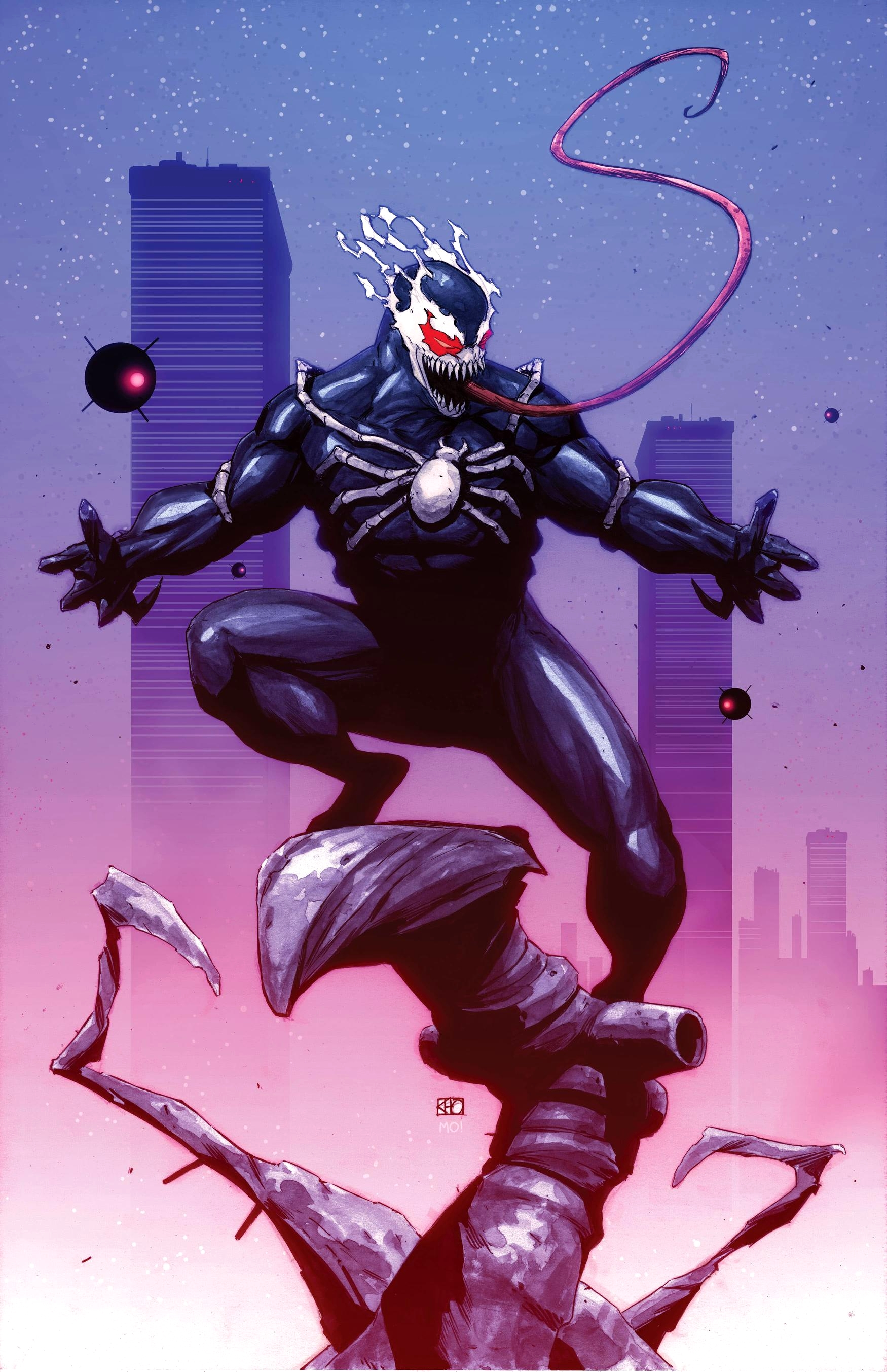 Venom (Klyntar) (Earth-928)