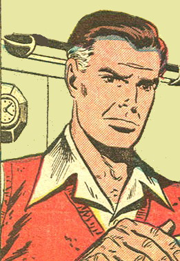 Vincent West (Earth-616)