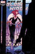 Web of Black Widow Vol 1 5 Pichelli Variant