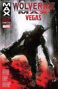 Wolverine MAX TPB Vol 1 3 Vegas