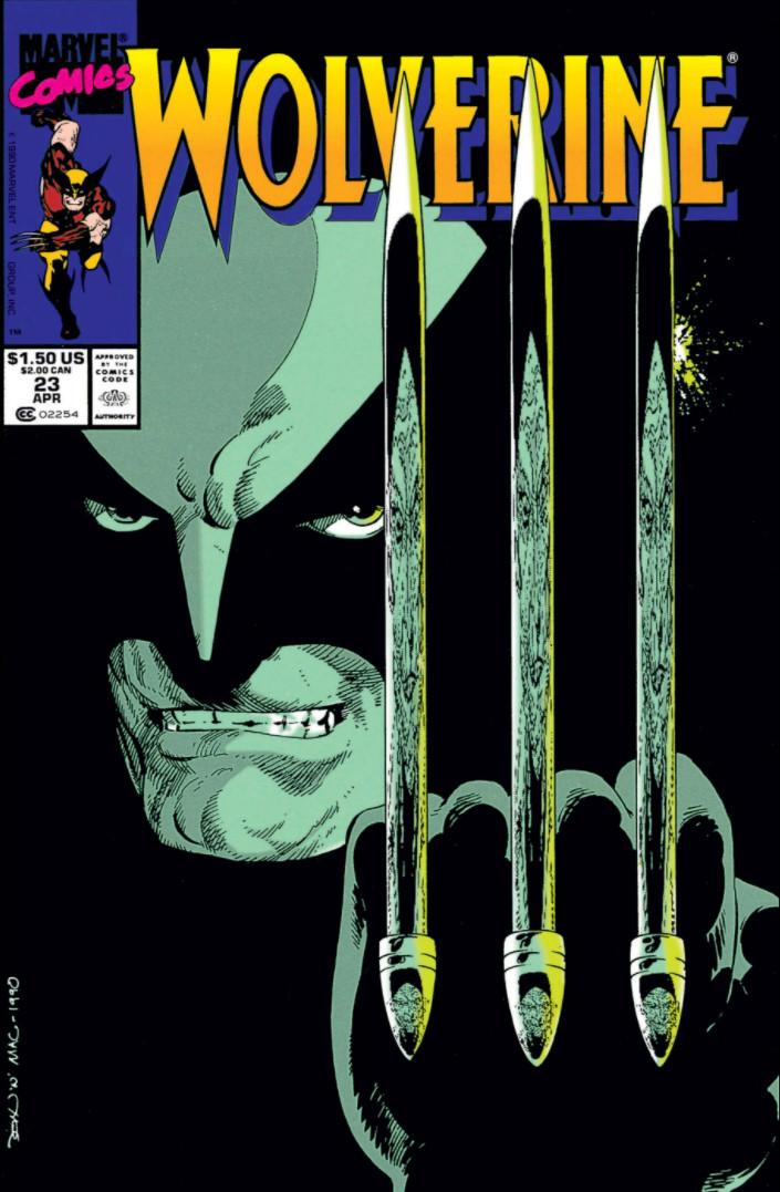 Wolverine Vol 2 23