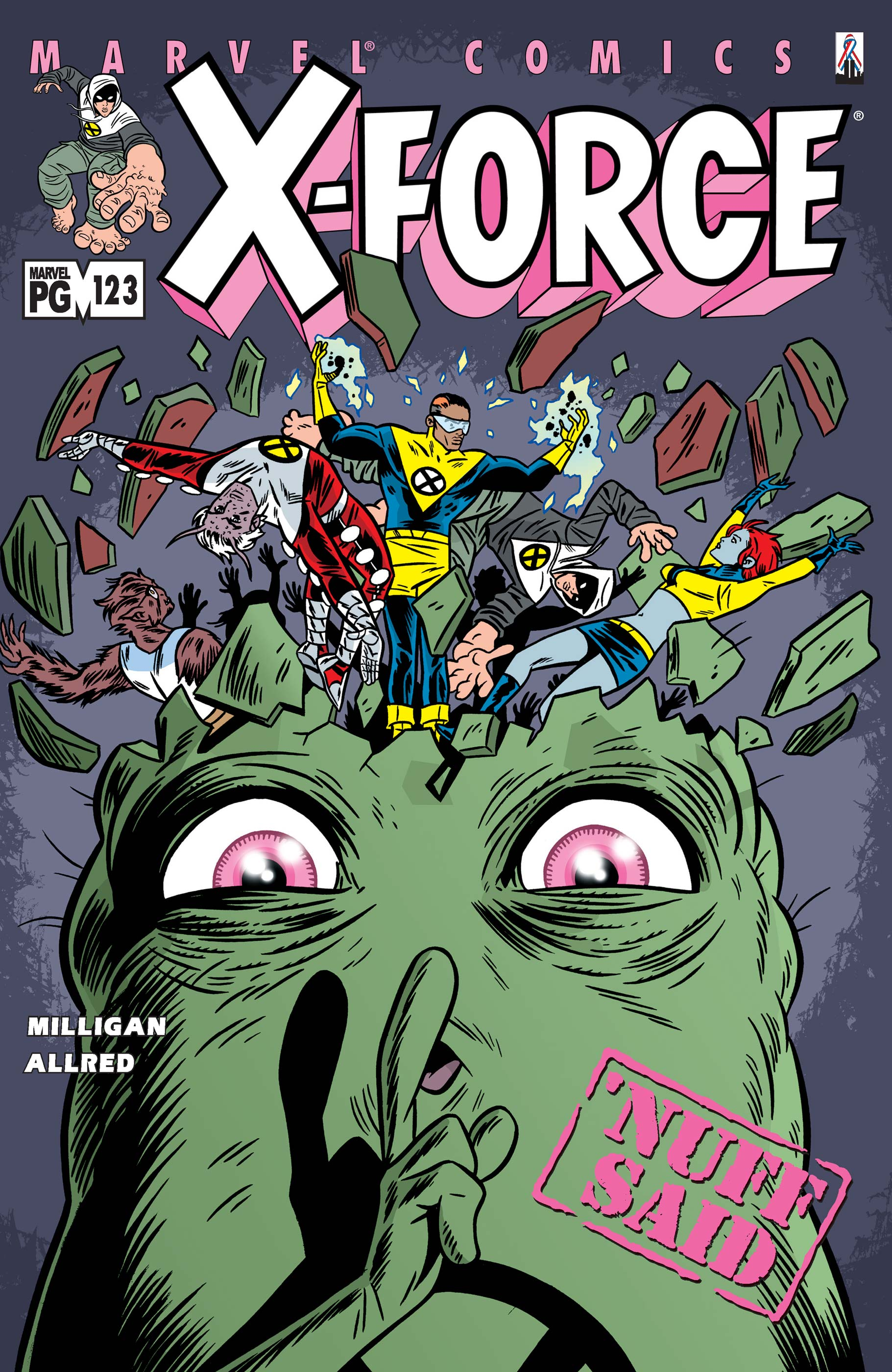 X-Force Vol 1 123