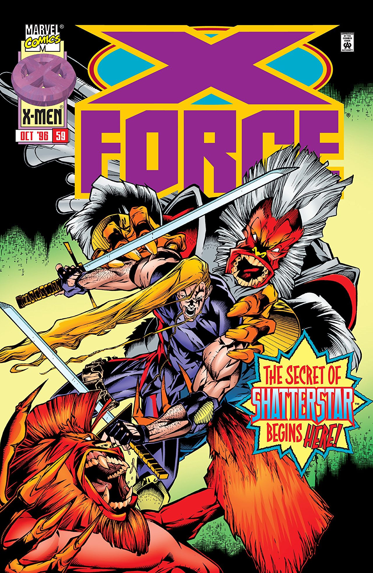 X-Force Vol 1 59