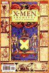 X-Men Archives Sketchbook Vol 1 1