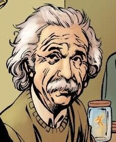 Albert Einstein (Earth-616) from Fantastic Four Annual Vol 1 33 001.jpg