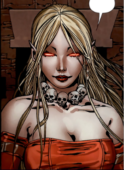 Alyssa (Siren Sect) (Earth-616)