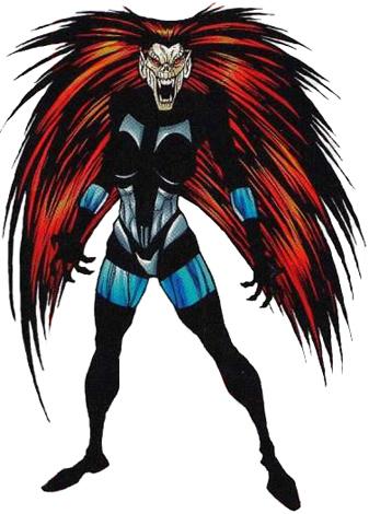 Ariel Tremmore (Earth-616)