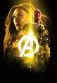 Avengers Infinity War poster 006 Textless