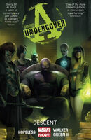 Avengers Undercover TPB Vol 1 1 Descent