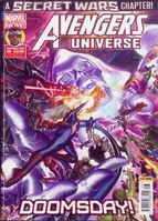 Avengers Universe (UK) Vol 1 28