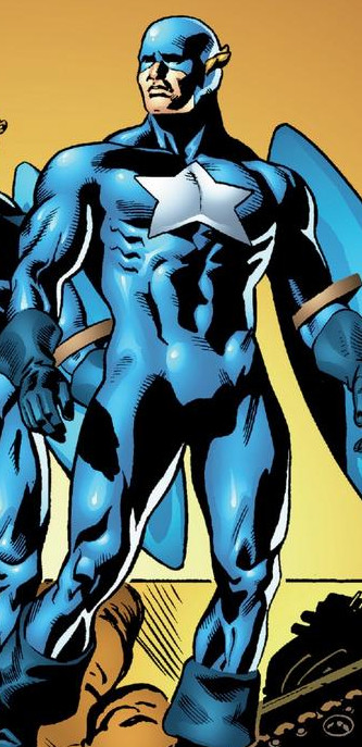 Bannerman Blue (Earth-616)/Gallery