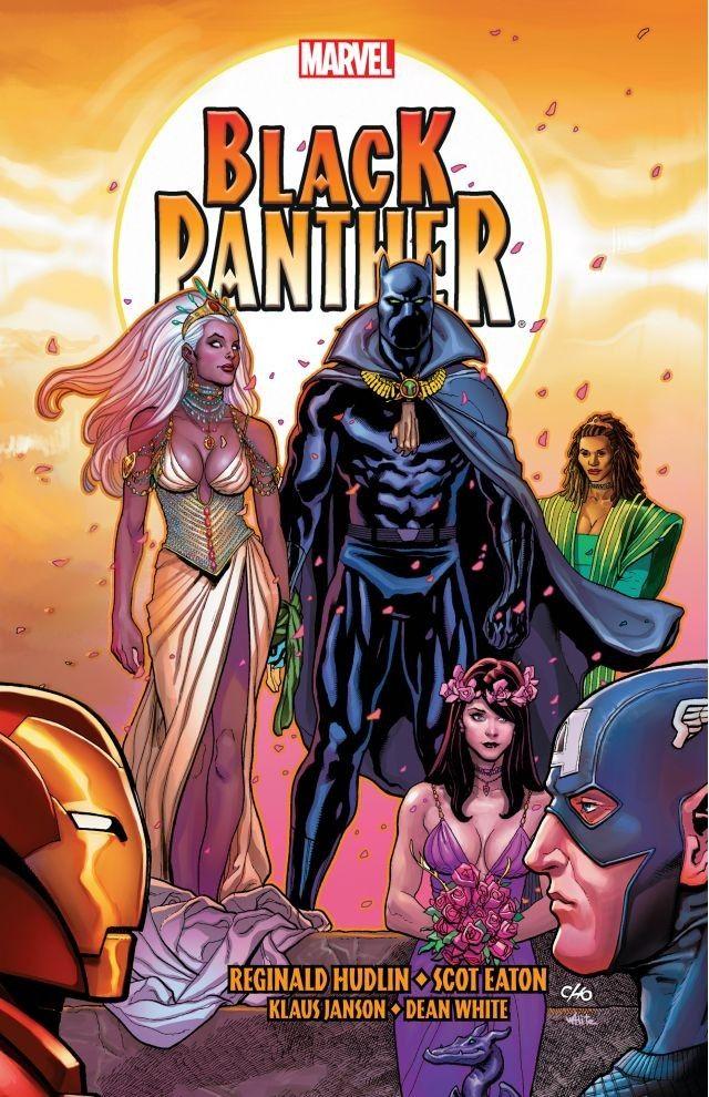 Black Panther: The Bride TPB Vol 1