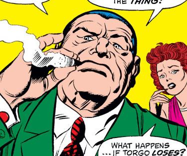Boss Barker (Earth-616)