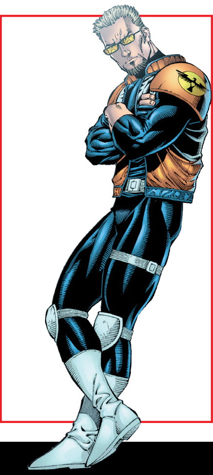 Brent Jackson (Earth-616)