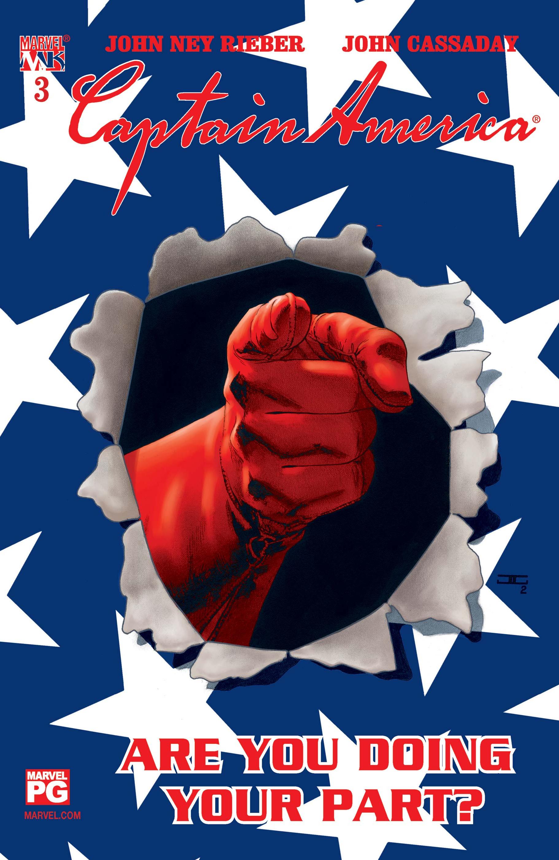 Captain America Vol 4 3