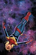 Captain Marvel Vol 8 1 Cassaday Variant Textless