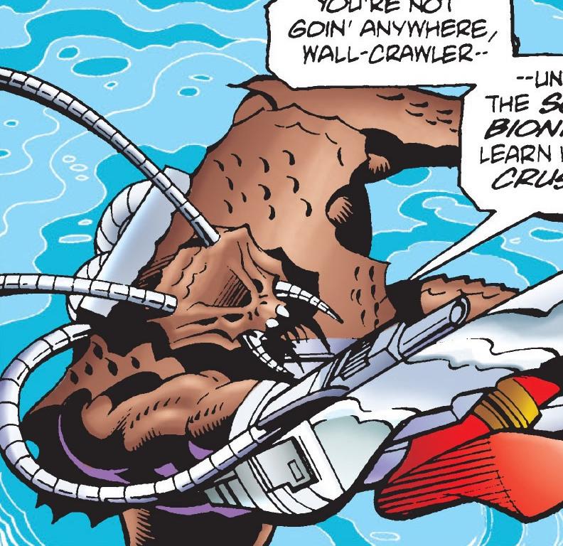 Crushtacean (Earth-616)