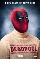Deadpool (film) poster 005