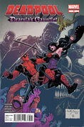 Deadpool Dracula's Gauntlet Vol 1 5