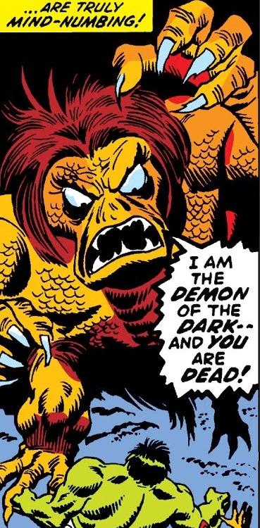 Demon of the Dark (Earth-616)