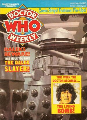 Doctor Who Weekly Vol 1 20.jpg