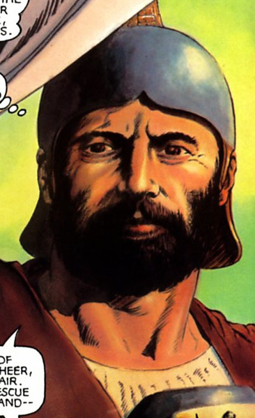 Donal MacLlanllwyr (Earth-616)