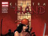 Elektra: The Hand Vol 1 1