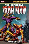 Epic Collection Vol 1 Iron Man 2