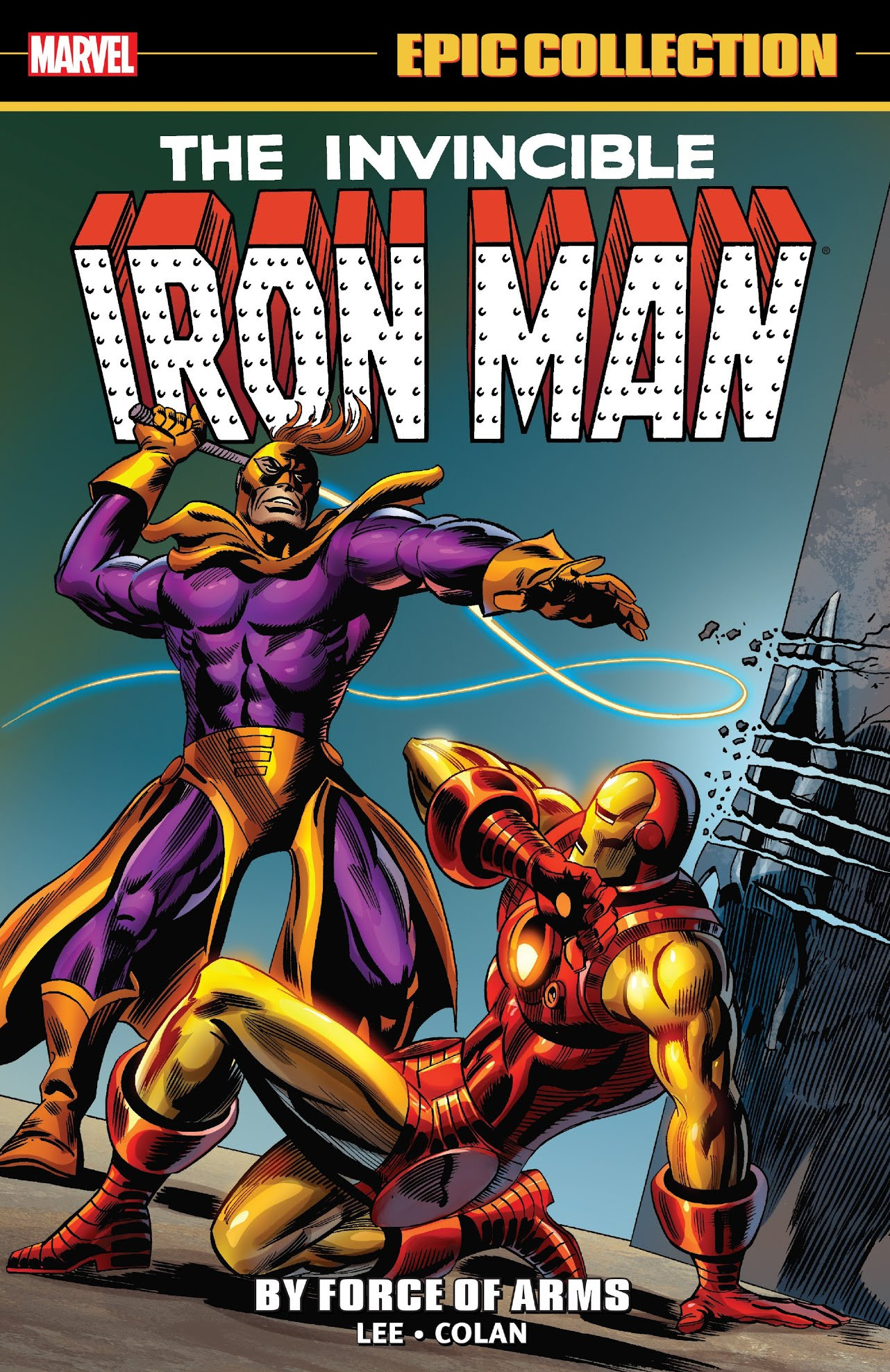 Epic Collection: Iron Man Vol 1 2