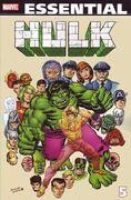 Essential Series The Incredible Hulk Vol 1 5