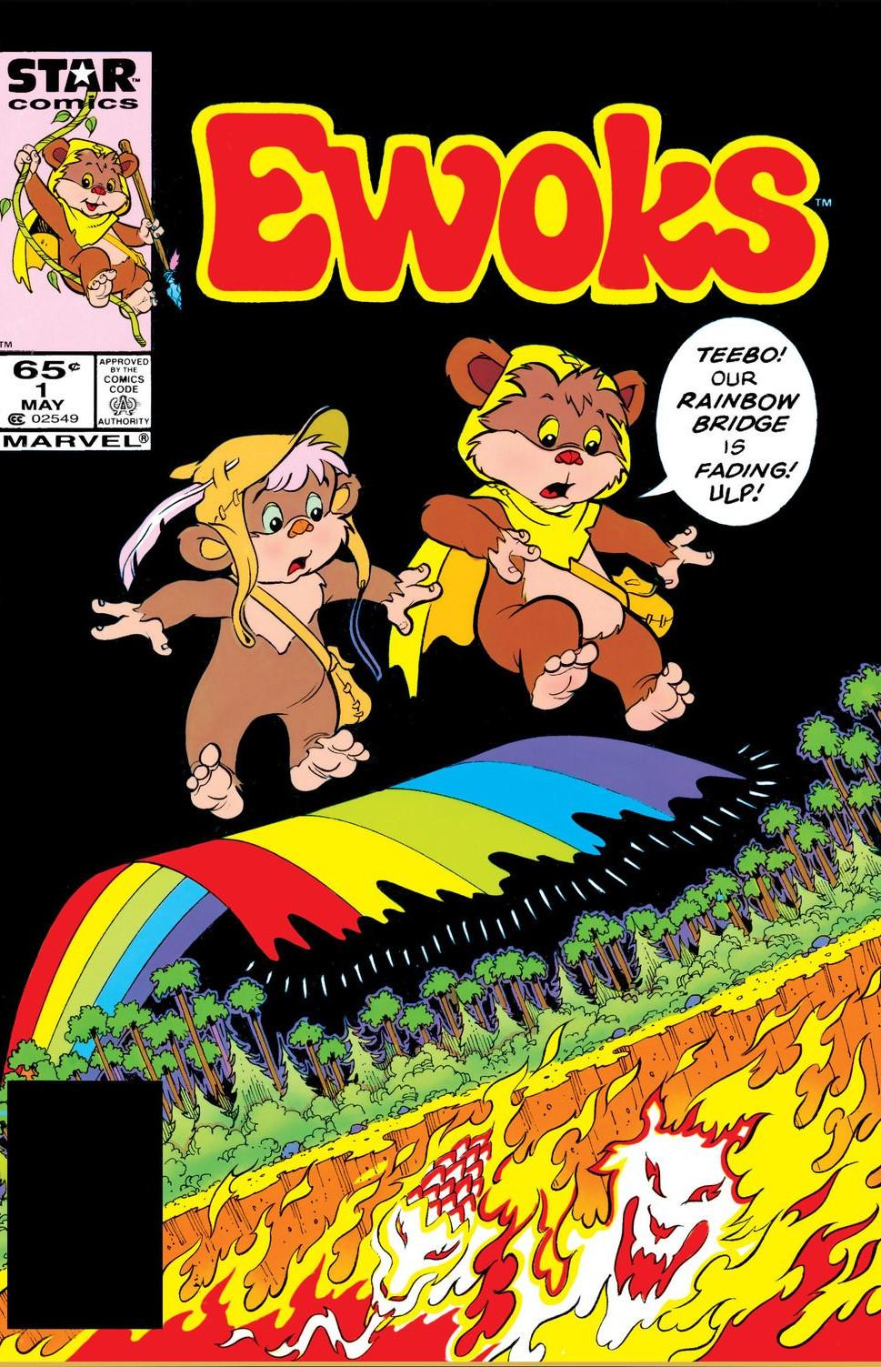 Ewoks Vol 1 1