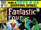 Fantastic Four Vol 1 223