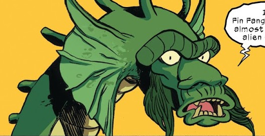 Fin Fang Foom (Earth-TRN819)