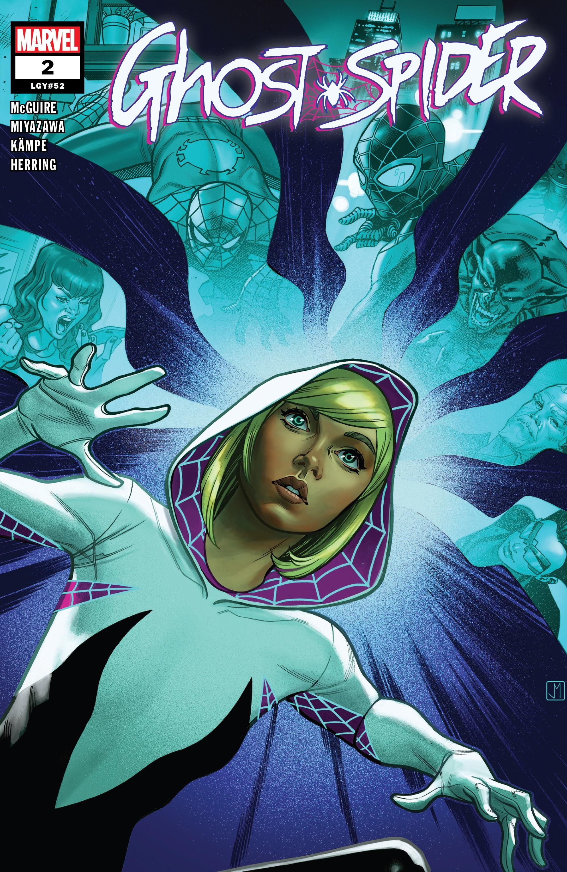 Ghost-Spider Vol 1 2