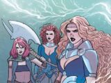 Goddesses of Thunder (Earth-14412)