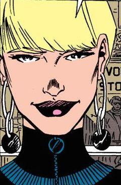 Gretchen Carrenna (Earth-616)