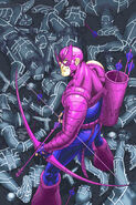 Hawkeye Vol 3 7 Textless