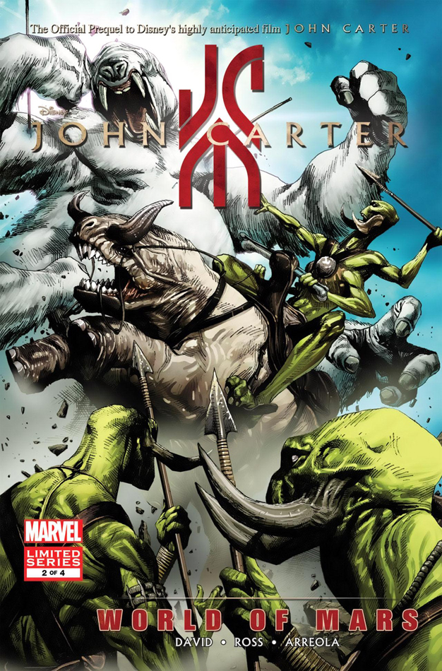 John Carter: World of Mars Vol 1 2