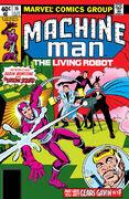 Machine Man Vol 1 16