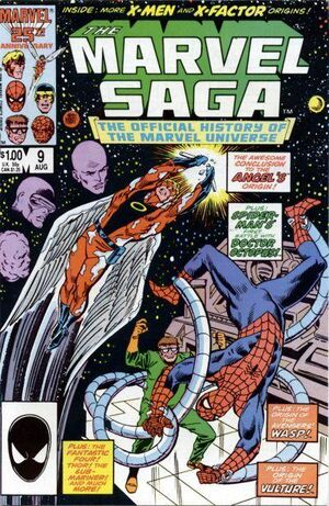 Marvel Saga the Official History of the Marvel Universe Vol 1 9.jpg