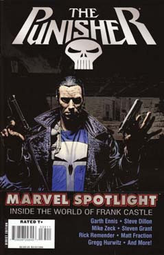 Marvel Spotlight: Punisher Vol 1